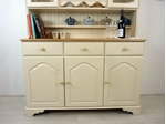 Picture of Country Pine Dresser by Westminster