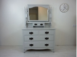 Picture of Antique Victorian Dressing Table