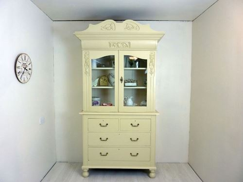 Picture of Georgian Antique Linen Press
