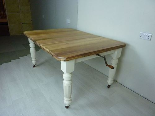 Picture of Joseph Fitter Wind-Out Table (1870)