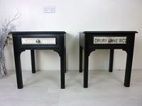 Picture of Bedside tables - Black