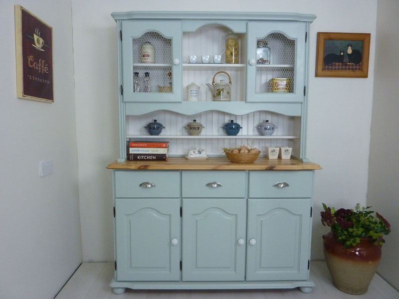 Picture Of Country Style Farmhouse Pine Dresser