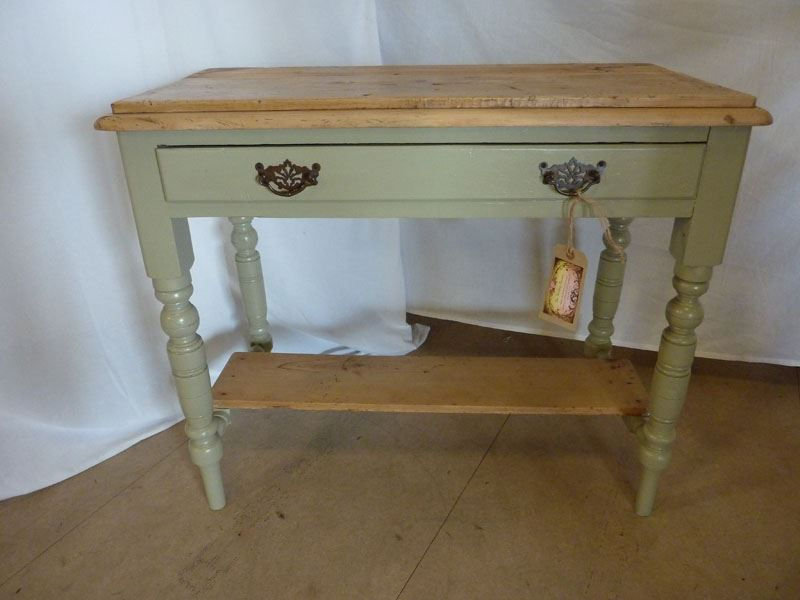 Picture of Victorian Kitchen Pot Table