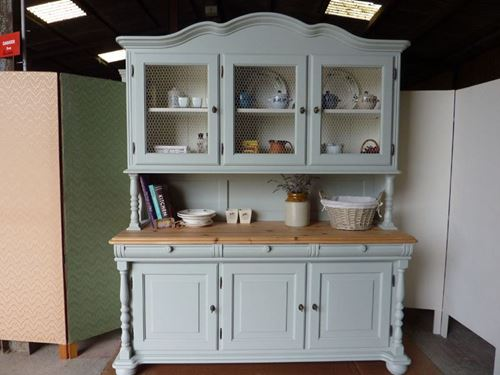 Picture of Large Country Pine Dresser
