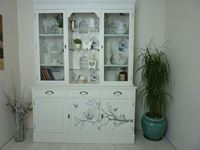 Picture of Yew Display Cabinet
