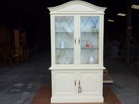 Picture of Vintage Glass Display Cabinet