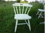 Picture of Vintage Table & 4 Captain's Chairs