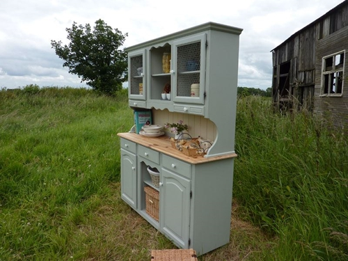Picture of Country Pine Dresser Moonstone