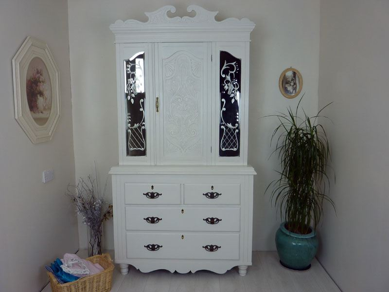 Picture of Edwardian Linen Press