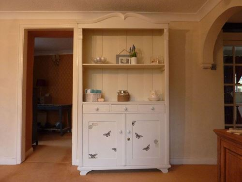 Picture of Rustic Country Dresser
