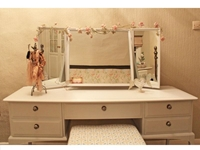 Picture of Stag Dressing Table with Stool - Hamlet