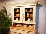 Picture of French Antique Pine Dresser - early 1800s