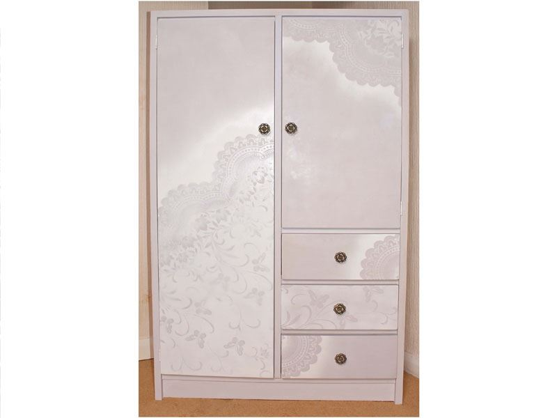 Picture of Wardrobe + Drawers Combination Unit