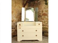 Picture of Petite Cream Dressing Table