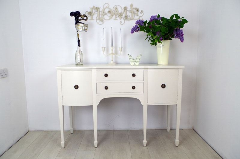 Picture Of Reproduction Regency Sideboard
