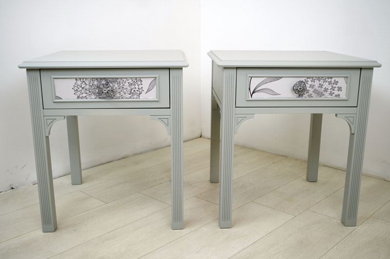 Picture of Bedside tables – Charm Grey