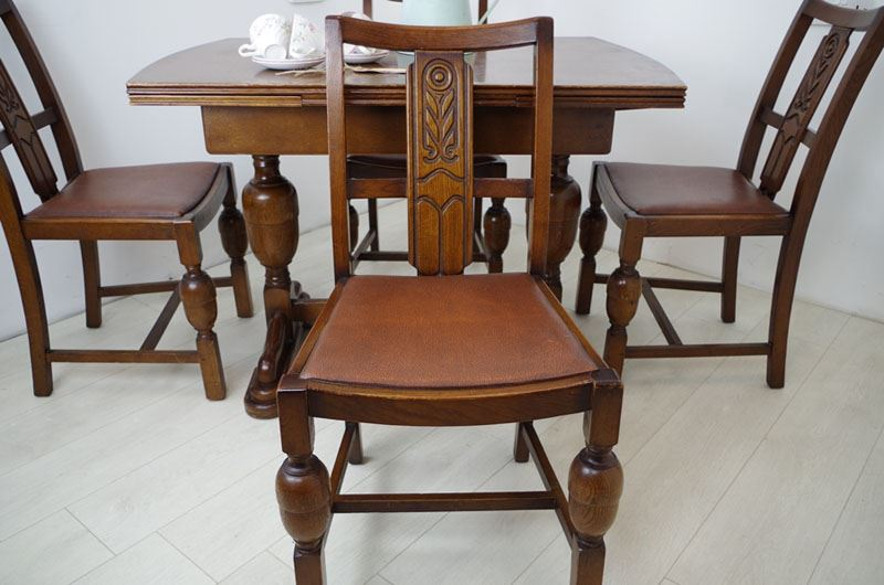 Art Deco Style Dining Table - Dining Tables