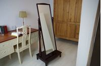 Picture of Stag Free Standing Cheval Mirror
