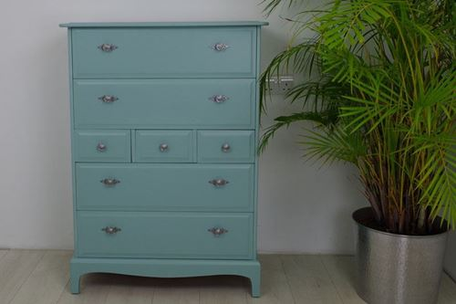 Picture of Stag 7 Drawer Tall Chest
