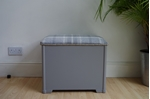 Picture of Upholstered Storage Box