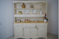 Picture of Bespoke Country Dresser with Spice Drawers