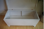 Picture of Vintage Lloyd Loom Ottoman