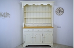 Picture of Barley Twist Canopy Country Pine Dresser