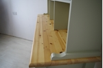 Picture of Pine Pot Board Dresser