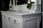 Picture of Imposing 1920s Antique Mahogany Sideboard