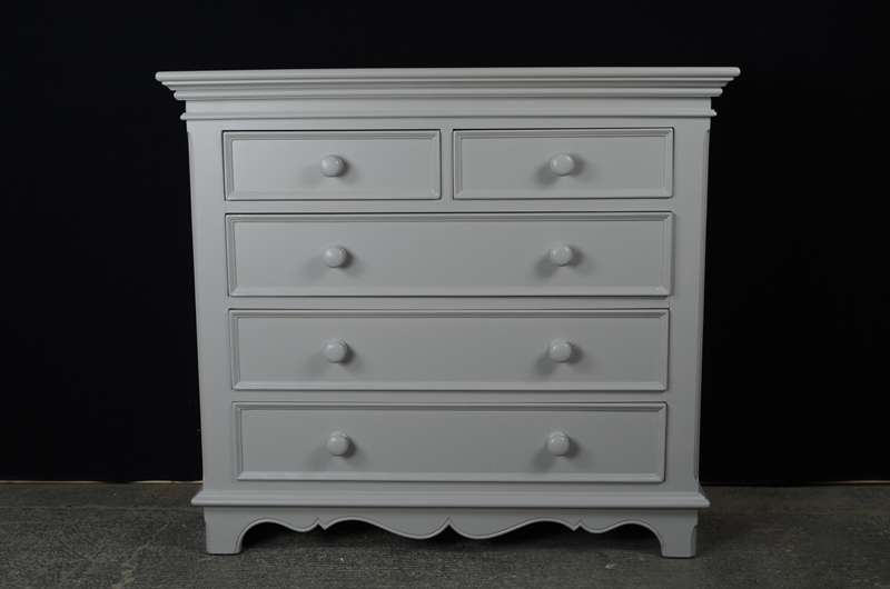 Picture of French Country 5 Drawer Chest