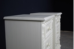 Picture of French Country Pine Bedside Chests