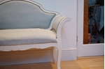Picture of Louis Style Upholstered Occasional Seat