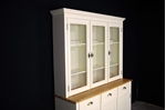 Picture of Pine Display Dresser
