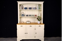 Picture of Classic Country Pine Dresser - Open Shelf Top