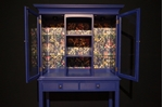 Picture of Unique Chinese Display Dresser