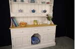 Picture of Bespoke Pine Dresser with Spice Drawers