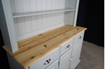 Picture of Open Shelved Top Country Pine Dresser