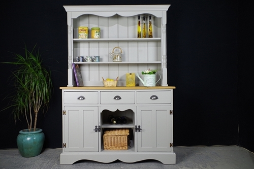 Picture of Large Reclaimed Pine Dresser