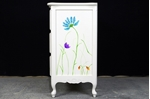 Picture of 3 Drawer Chest - Original Flower Art