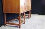Picture of Antique Large Tulipwood Sideboard early 20c