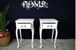 Picture of Two French Style Antique Bedside Tables