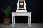 Picture of New Pine Fayette Dressing Table including mirror