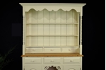 Picture of Canopy Top Country Pine Dresser