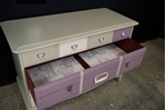 Picture of Stag 6 Drawer Chest - Travel Themed