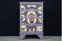 Picture of Butterflies and Insects Cabinet