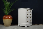 Picture of Small Reproduction 4 Drawer Chest.