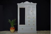 Picture of Late Victorian Compactum Wardrobe