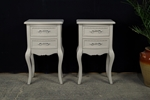 Picture of Two New French Country Style Bedside Tables