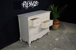 Picture of French Style 6 Drawer Chest