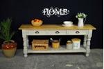 Picture of Pine Pot Board Dresser / Sideboard